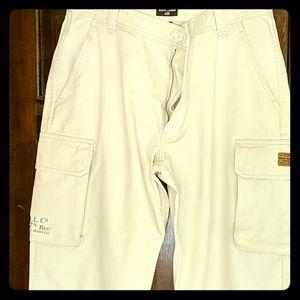 VTG Polo Jean Co Ralph Lauren Khaki Pants